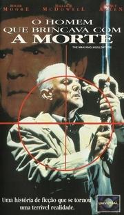 O Homem que Brincava com a Morte - Poster / Capa / Cartaz - Oficial 1