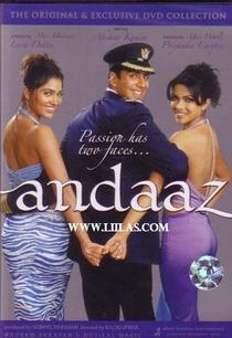 Andaaz - Poster / Capa / Cartaz - Oficial 2
