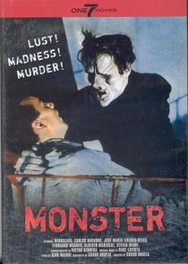 El Monstruo Resucitado - Poster / Capa / Cartaz - Oficial 2