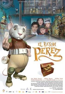 O Ratinho Perez - Poster / Capa / Cartaz - Oficial 1