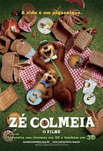 Zé Colmeia: O Filme - Poster / Capa / Cartaz - Oficial 1