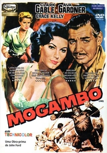 Mogambo - Poster / Capa / Cartaz - Oficial 5