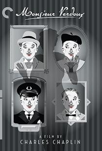 Monsieur Verdoux - Poster / Capa / Cartaz - Oficial 1