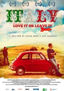 Itália: Ame-a ou Deixe-a - Poster / Capa / Cartaz - Oficial 1