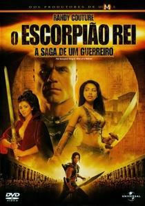 O Escorpião Rei: A Saga de um Guerreiro - Poster / Capa / Cartaz - Oficial 2