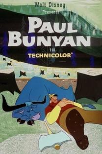 Paul Bunyan - Poster / Capa / Cartaz - Oficial 2