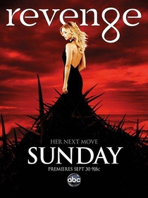 Revenge (2ª Temporada) - Poster / Capa / Cartaz - Oficial 1