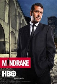 Mandrake (1ª Temporada) - Poster / Capa / Cartaz - Oficial 1