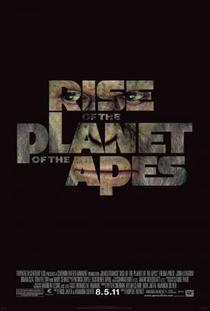 Planeta dos Macacos: A Origem - Poster / Capa / Cartaz - Oficial 9
