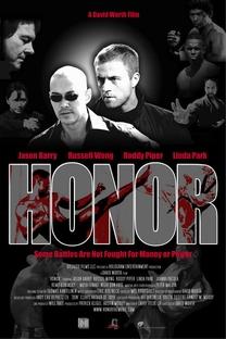 Honra - Poster / Capa / Cartaz - Oficial 2