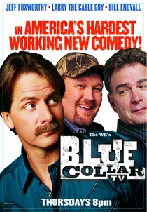 Blue Collar TV (1ª Temporada) - Poster / Capa / Cartaz - Oficial 1