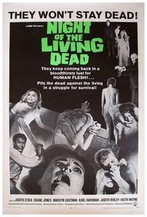A Noite dos Mortos-Vivos - Poster / Capa / Cartaz - Oficial 3