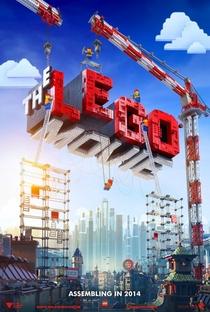 Uma Aventura LEGO - Poster / Capa / Cartaz - Oficial 3