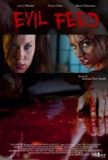 Evil Feed - Poster / Capa / Cartaz - Oficial 4