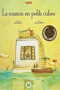 A Casa de Pequenos Cubinhos - Poster / Capa / Cartaz - Oficial 2
