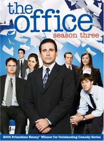 The Office (3ª Temporada) - Poster / Capa / Cartaz - Oficial 1