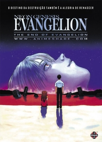 The End of Evangelion - Poster / Capa / Cartaz - Oficial 1