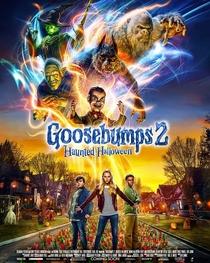 Goosebumps 2: Halloween Assombrado - Poster / Capa / Cartaz - Oficial 3