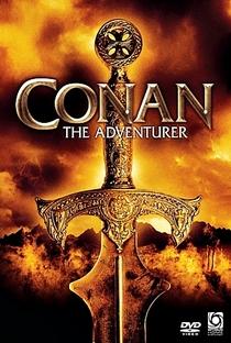 Conan - Poster / Capa / Cartaz - Oficial 3