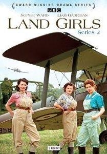 Land Girls (2ª Temporada) - Poster / Capa / Cartaz - Oficial 1