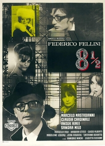 8½ - Poster / Capa / Cartaz - Oficial 4
