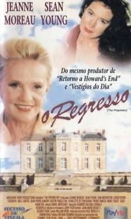 O Regresso - Poster / Capa / Cartaz - Oficial 1