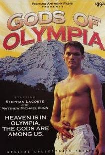 Gods of Olympia - Poster / Capa / Cartaz - Oficial 1