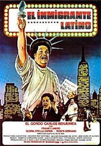 O imigrante latino - Poster / Capa / Cartaz - Oficial 1