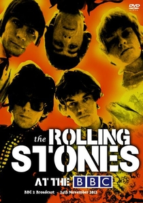 Rolling Stones - At The BBC - Poster / Capa / Cartaz - Oficial 1