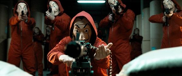 Netflix lança trailer da 4ª temporada de La Casa de Papel