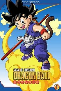 Dragon Ball: Saga de Pilaf - Poster / Capa / Cartaz - Oficial 21