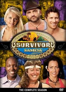 Survivor: Samoa (19ª Temporada) - Poster / Capa / Cartaz - Oficial 1