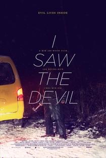 Eu Vi o Diabo - Poster / Capa / Cartaz - Oficial 1