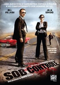 Sob Controle - Poster / Capa / Cartaz - Oficial 2