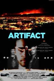 Artifact - Poster / Capa / Cartaz - Oficial 2