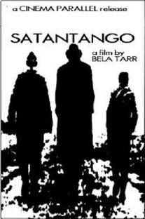 O Tango de Satã - Poster / Capa / Cartaz - Oficial 6