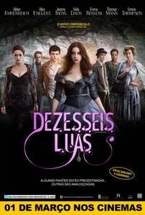 Dezesseis Luas - Poster / Capa / Cartaz - Oficial 6