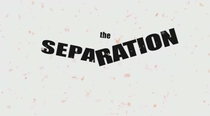 The Separation - Poster / Capa / Cartaz - Oficial 2