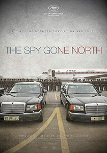 The Spy Gone North - Poster / Capa / Cartaz - Oficial 3