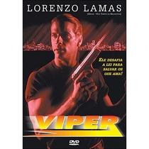 Viper - Poster / Capa / Cartaz - Oficial 2