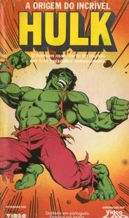 A Origem do Incrível Hulk - Poster / Capa / Cartaz - Oficial 1