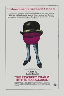 O Discreto Charme da Burguesia - Poster / Capa / Cartaz - Oficial 5