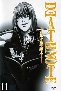 Death Note (2ª Temporada) - Poster / Capa / Cartaz - Oficial 28