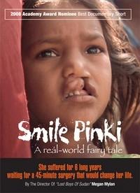 O Sorriso de Pinki - Poster / Capa / Cartaz - Oficial 2