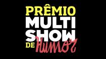 Prêmio Multishow de Humor (6ª temporada) - Poster / Capa / Cartaz - Oficial 1