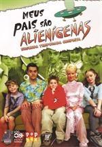 Meus Pais São Alienígenas (2ª Temporada) - Poster / Capa / Cartaz - Oficial 1