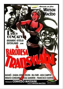 A Baronesa Transviada - Poster / Capa / Cartaz - Oficial 1
