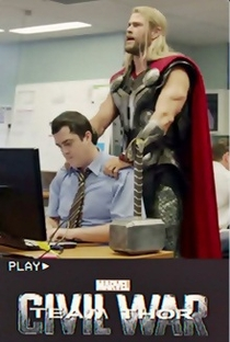 Time Thor - Poster / Capa / Cartaz - Oficial 1