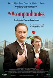 Os Acompanhantes - Poster / Capa / Cartaz - Oficial 2