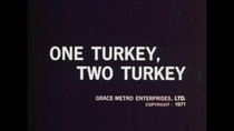 One Turkey, Two Turkey - Poster / Capa / Cartaz - Oficial 1
